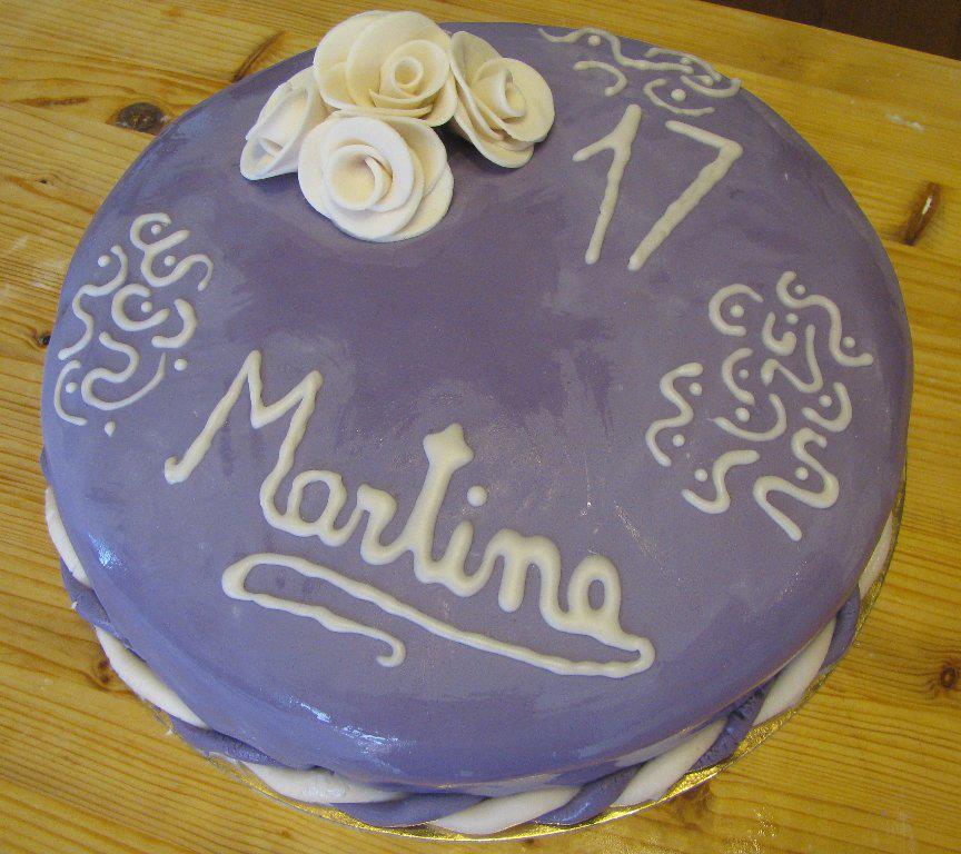 Compleanno 17 Martina