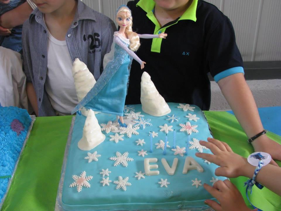 Compleanno 4 Eva