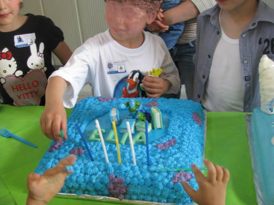 Compleanno 7 Elia