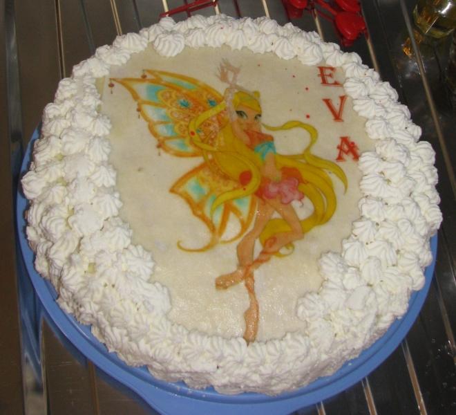 Compleanno di Eva 4 anni